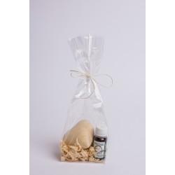 1 x Swiss stone pine heart & 1 x Kurt Art Premium Swiss stone pine oil