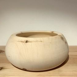 Swiss stone pine bowl UFO ( 25 cm ) Limited Edition