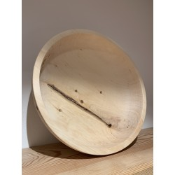 Stone pine bowl Dolomites XXL Special (45 cm)*Limited Edition*