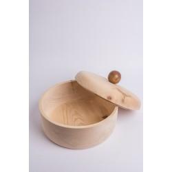 Zirbenholz Brotdose
